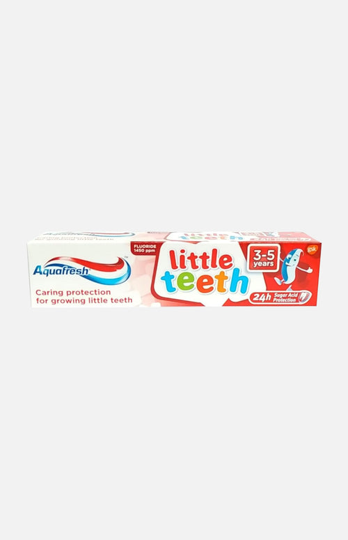 AQUAFRESH LITTLE TEETH TOOTHPASTE (3-5 YEARS)