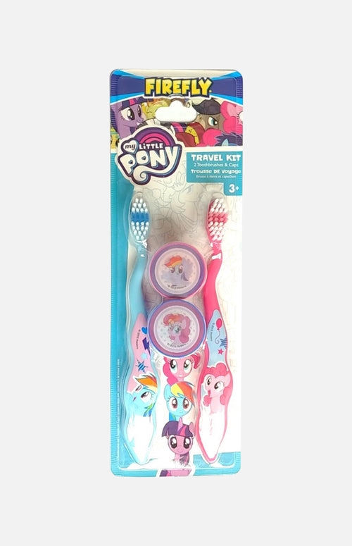 MY LITTLE PONY TOOTHBRUSH WITH CAP