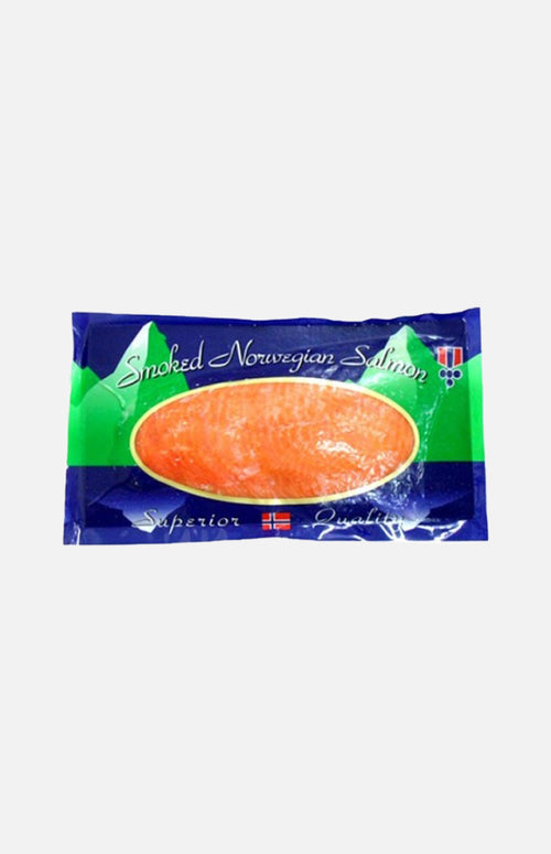 Norwegian Smoked Salmon(500g)