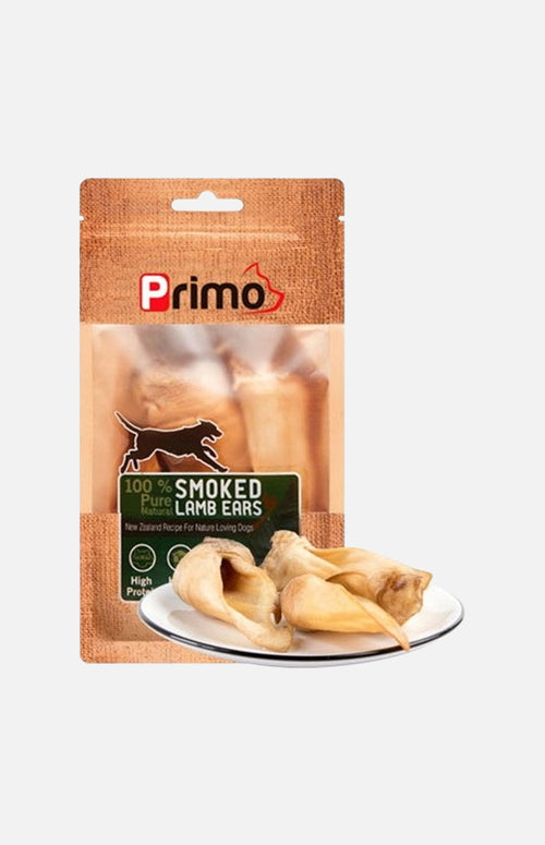 Primo Smoked Lamb Ears (For dogs)