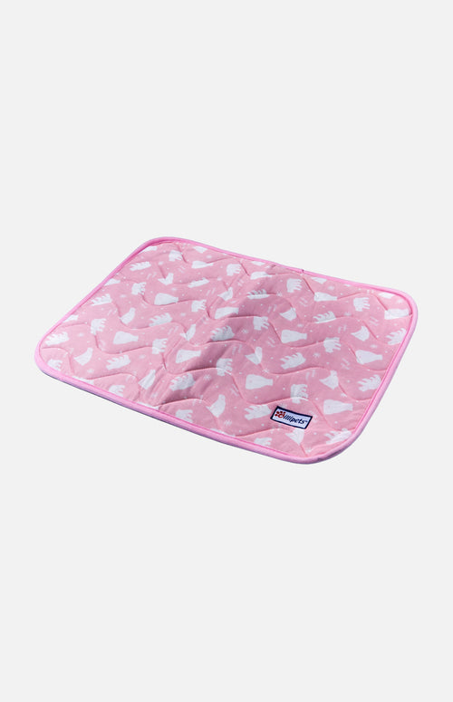Cool Touch Summer Mat for Dog-Pink-L(60 x 90cm)