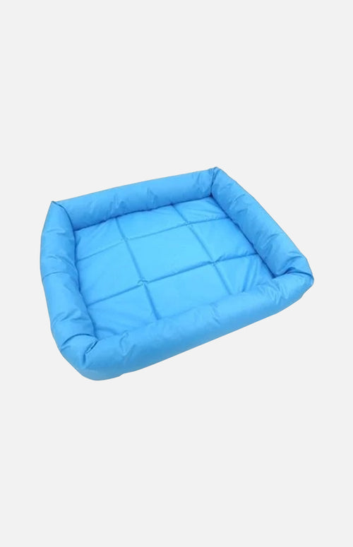 Billipets Waterproof Dog Bed Blue-M(48 x 62cm)