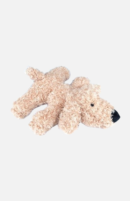 Billipets Plush Puppies-Beige 20cm