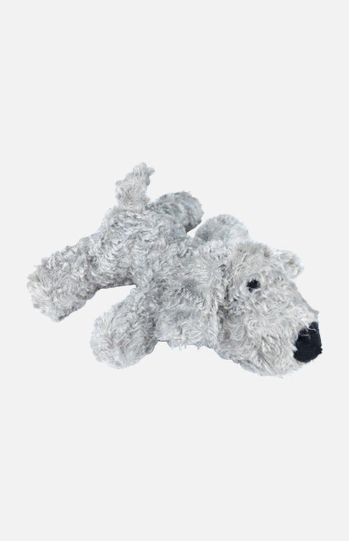 Billipets Plush Puppies-Grey 20cm