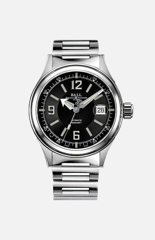 Ball Automatic Watch RR1103-BKWH