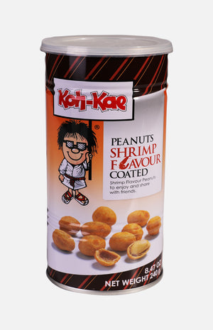 Koh Kae Peanuts Coated with Shrimp Flavour