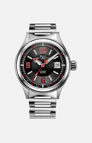 Ball Automatic Watch RR1103-BKRD
