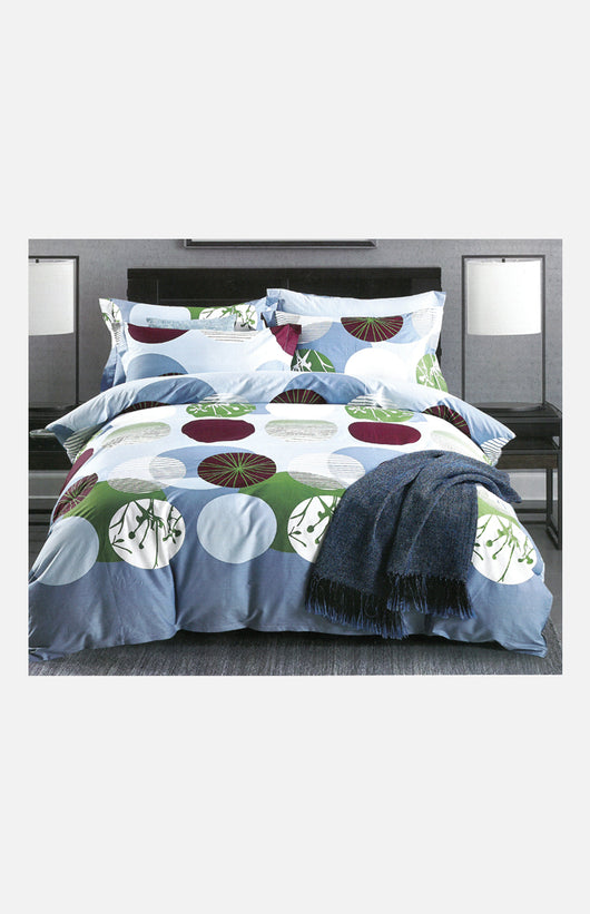 MONISE Cotton Bed Set(Queen)