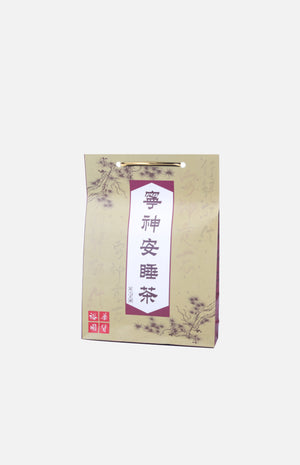 Chinese Herbal Sleeping Tea