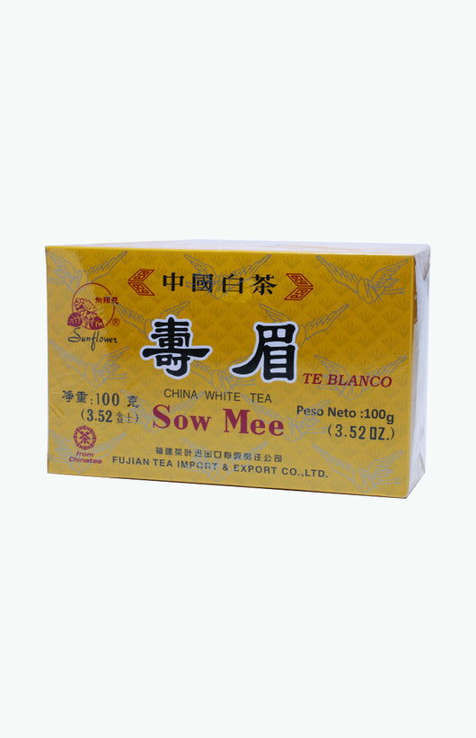 Sunflower Sow Mee (White Tea) (100g/box)