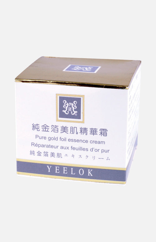【Yeelok】Pure Gold Foil Essence Cream