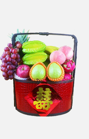 Import Fruit Basket Hamper(10 items)