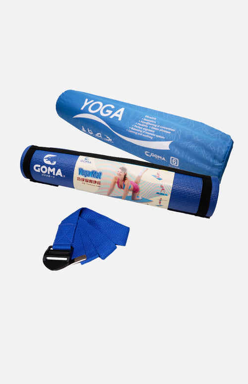Pack B: GOMA Yoga Mat+Carrying Bag+Strap