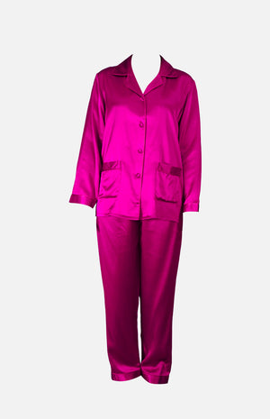 Silk Satin Pyjama Set