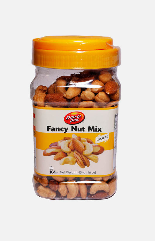Dan D Pak Fancy Nut Mix (Unsalted) (454g)