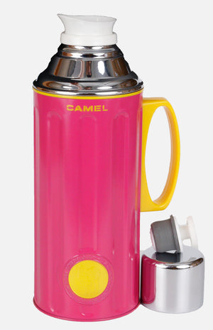 Camel 212 Vacuum Flask (0.95L) - Cherry Red