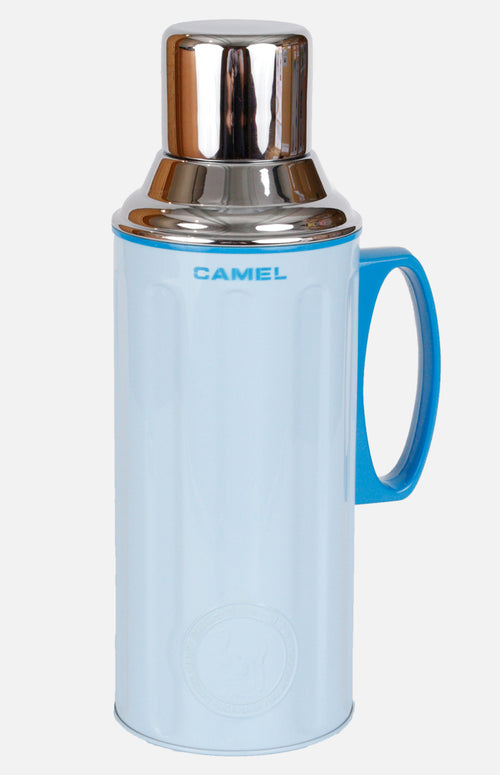 Camel 212 Vacuum Flask (0.95L) - Baby Blue