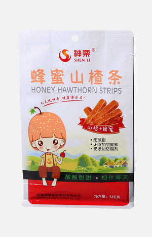 Honey Hawthorn Strips