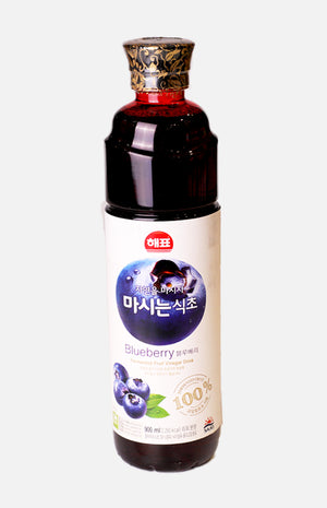 Drinking Vinegar Blueberry
