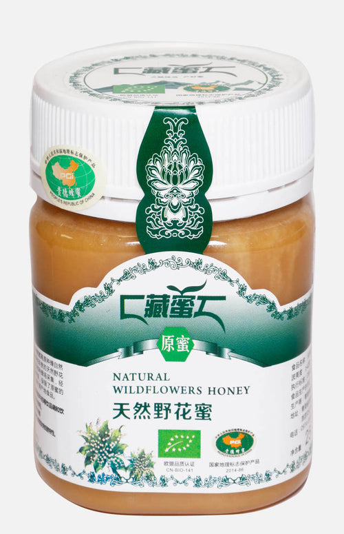 Qinghai Natural Wildflowers Honey (250g)