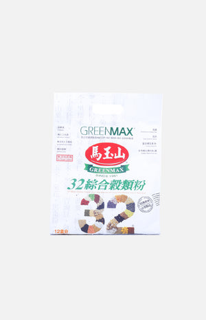 Greenmax 32 Multi Grains Cereal (12 sachets)