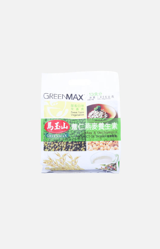 Greenmax Adlay & Oat Nutrition (13 sachets)