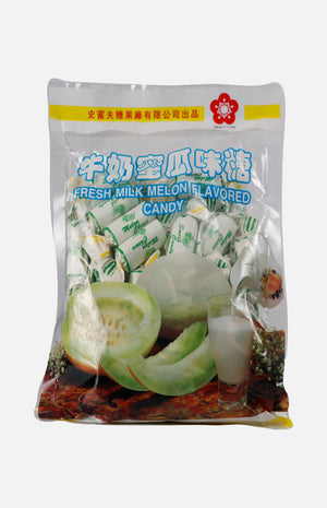Fresh Milk Melon Flavored Candy (300g)