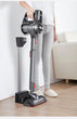 German Fakir Rechargeable Handheld andUpright Vacuum Cleaner HSA-800XL
