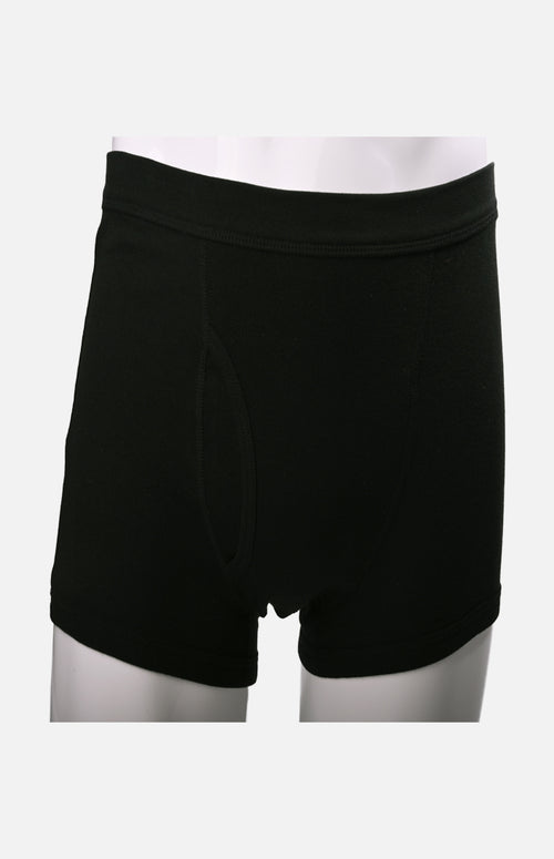 Solmaglia Men's Brief-Black
