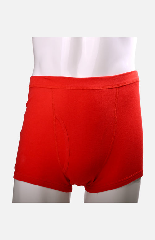 Solmaglia Men's Brief-Red