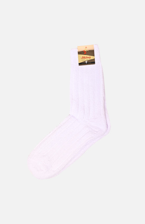 Cotton Sport Socks(White)
