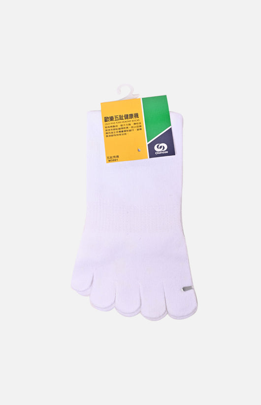 Toes Healthy Socks(White)