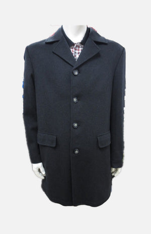 Men's Cashmere Topcoat