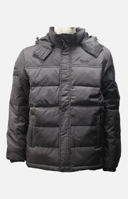 Man. Sq. Men's Down Wadded Coat