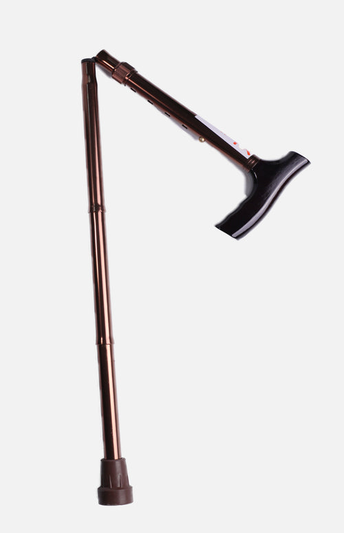 FOLDABLE WALKING CANE-BLACK