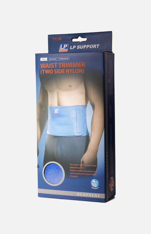 LP Waist Trimmer (Two Side Nylon) 711A