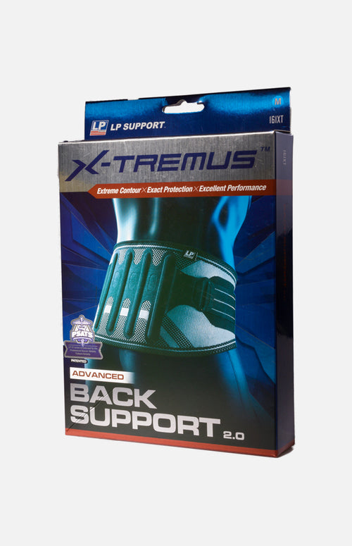 LP X-Tremus Back Support 2.0 161XT