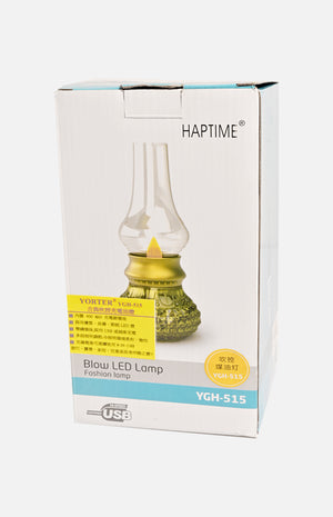Yorter Blow LED Fashion Lamp (YGH515)Green