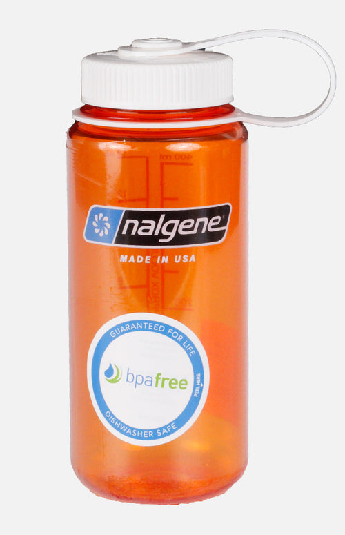 Nalgene Wide Mouth Loop Top Bottle (500ML)