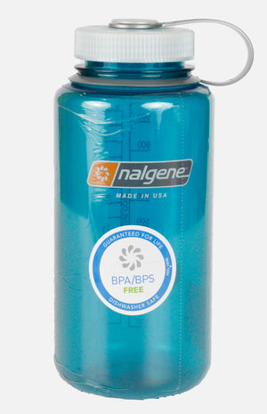 Nalgene Wide Mouth Loop Top Bottle (1000ML)