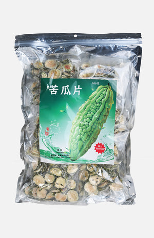 Tung Bao Dried Bitter Gourd Slices (300g)