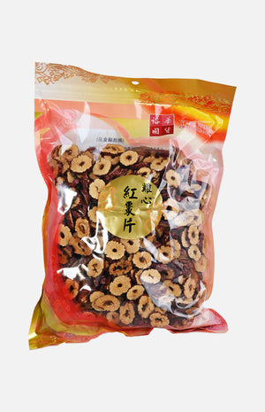 Yue Hwa Chinese Red Dates Slice (400g)