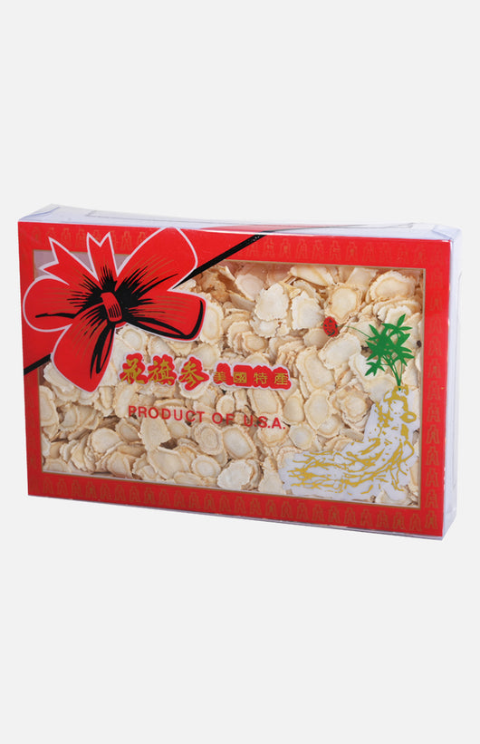 AM American Ginseng Slices (75g)