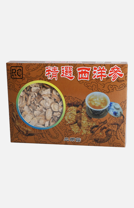 High Quality American Ginseng Slices (75g)