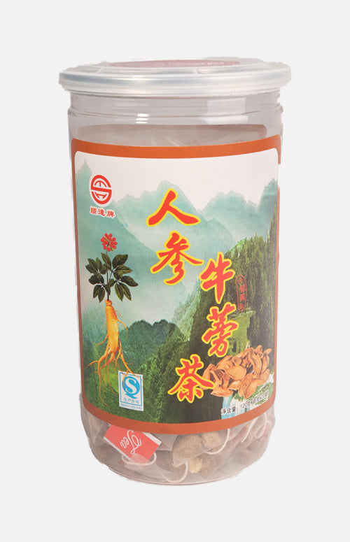 Ginseng Niu Bang Tea