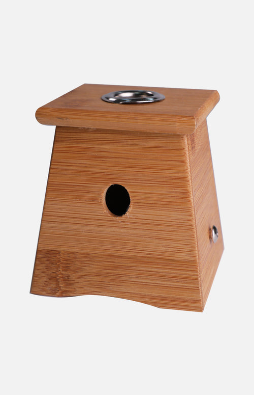 Single Hole Moxibustion Stand