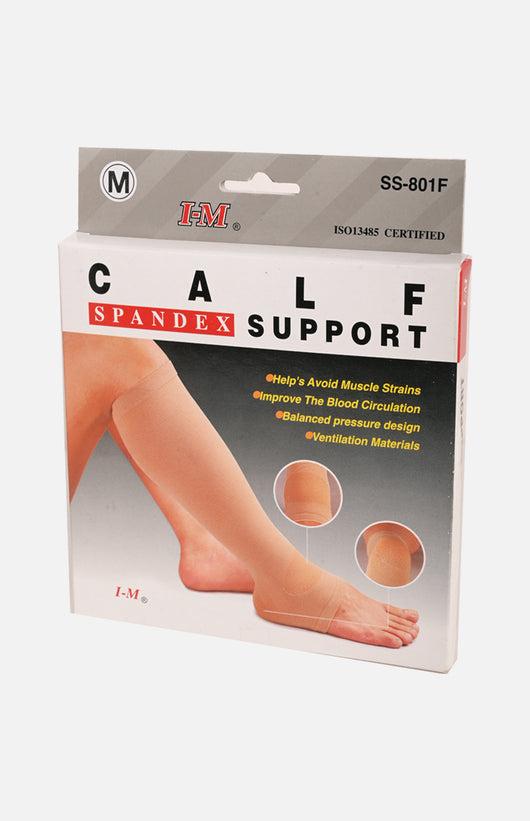 I-m Calf Spandex Support Ss-801f