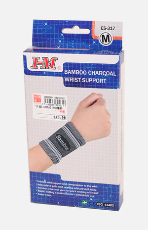 I-m Bamboo Charcoal Wrist Support Es-317 (M)