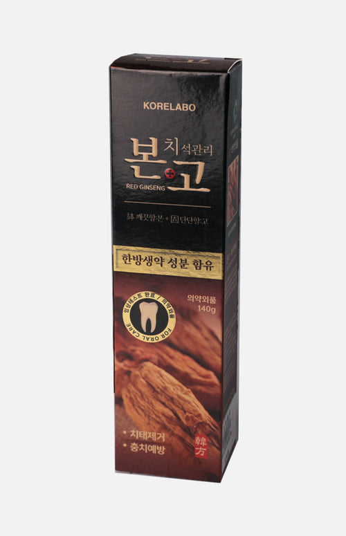 Korelabo Bongo Plaque Care Toothpaste