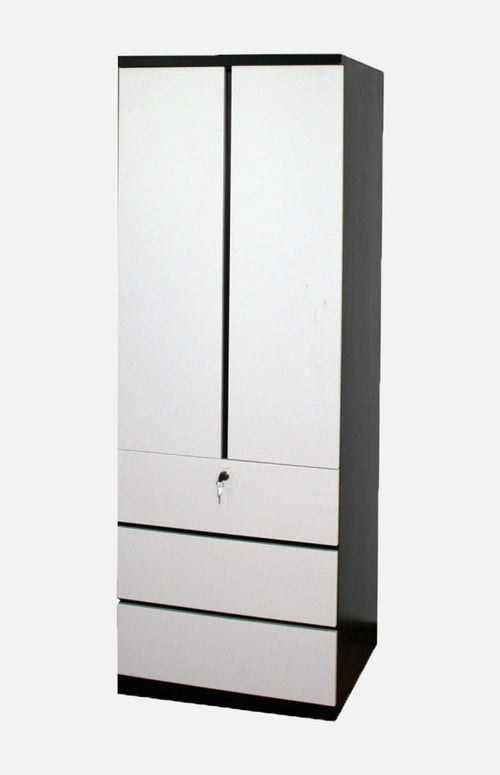 Wardrobe with storage